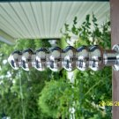 Aluminum plug/ beads