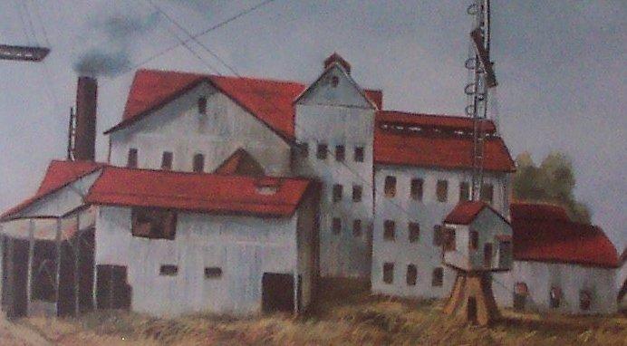 1984 New Iberia Sugarcane Festival Poster