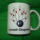 Personalized Bowling coffee mug, perfect game