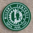 Lot 10, 1964 Willows CAMPOREE Tapia Park Patch New Condition