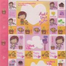 Index Stickers Pink
