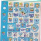 Small Stickers Blue