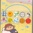 Saru Saru Letter Pad