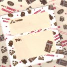 Art Box Sweet chocolate letter set