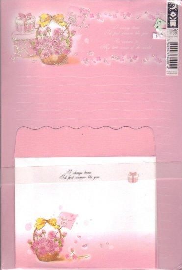 Fancy 4 U pink basket