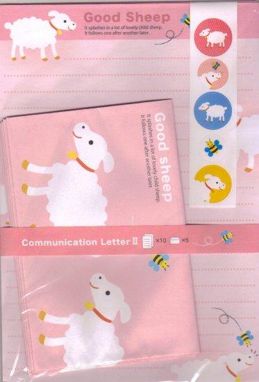 Good Sheep Letter Set