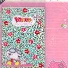Ineco pink letter set