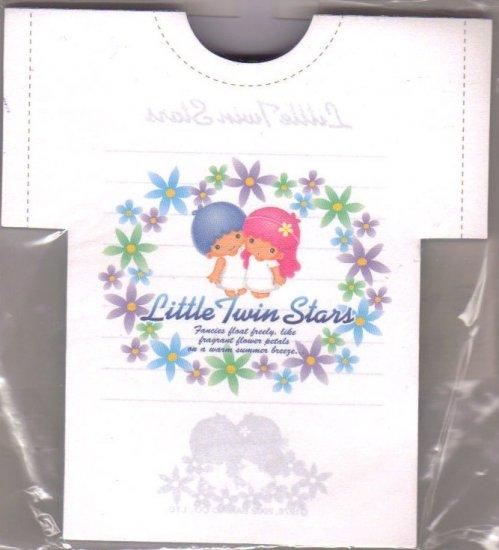 Sanrio Little Twin Stars memo pad