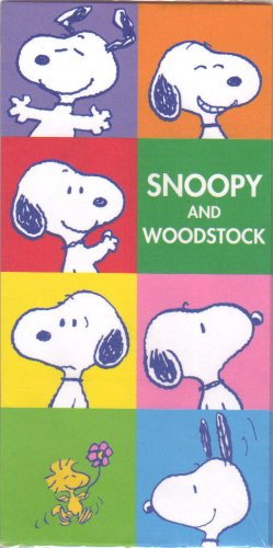 Snoopy Envelopes