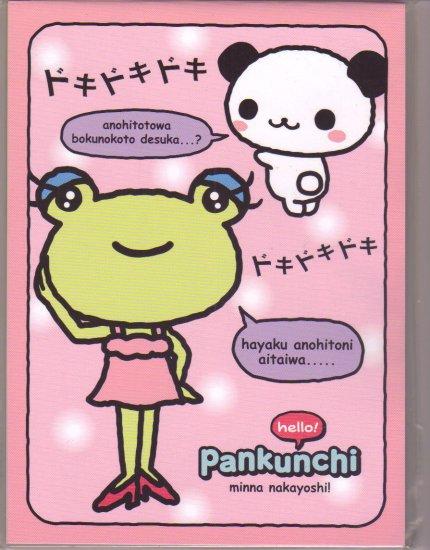 Sanrio  Pankunchi Letter Pad