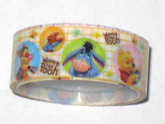 Disney Pooh & friends deco tape