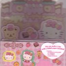 Hello Kitty ice cream letter set