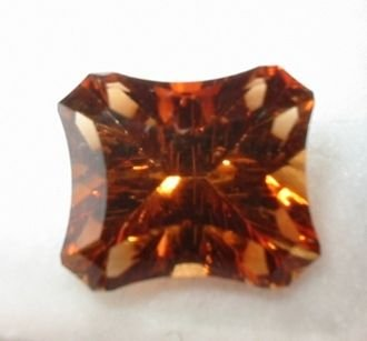 Concaved Imperial Topaz