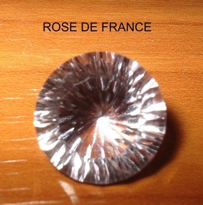 Concaved Rose de France