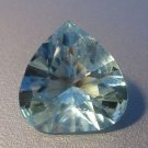 Beautiful Heart Cut Aquamarine