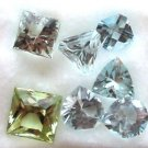 Assorted Aquamarine Lot