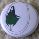 pear girl curtsy badge