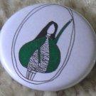 pear girl line badge