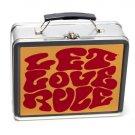 Lenny Kravitz....Let Love Rule Lunchbox.  BRAND NEW