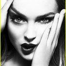 Interview Magazine.  February 2009  Lindsay Lohan