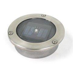 Stainless Steel Ground Solar Light