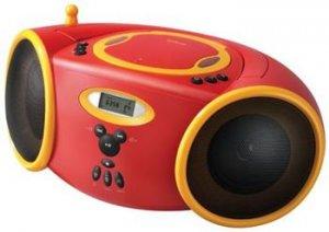 MEMOREX Disney Electronics CD Boombox