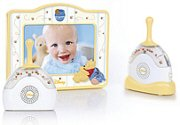Disney Winnie The Pooh Baby Monitor Picture Frame with 2 receivers