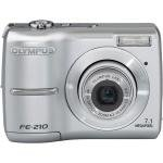 """Olympus 7.1MP Camera with 3x Optical Zoom and 2.5"""" LCD"""