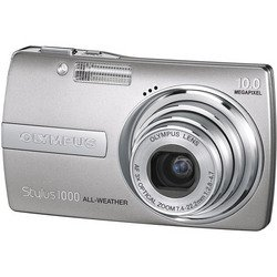 "Olympus 10.0 MegaPixel All-Weather Camera with 3x Optical Zoom and 2.5"" LCD"