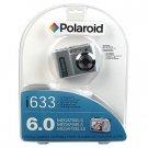 Polaroid i633 6MP 3x Optical/4x Digital Zoom Camera (Silver)