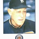 1989 Marathon Oil Sparky Anderson Card Detroit Tigers Oddball