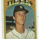 1972 Topps Ed Brinkman Detroit Tigers