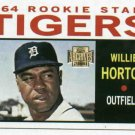 2001 Topps Archives Willie Horton Detroit Tigers