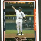 2005 Topps 1st Edition Ivan Rodriguez Detroit Tigers
