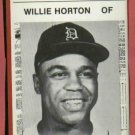 1981 Detroit News Willie Horton Oddball 1968 Tigers