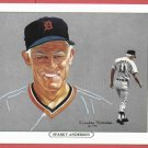 1984 Tiger Wave Sparky Anderson Oddball Detroit Tigers