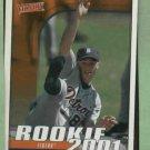 2001 Upper Deck Victory Brandon Inge ROOKIE Detroit Tigers