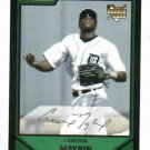 2007 Bowman Draft Picks Cameron Maybin Rookie Detroit Tigers