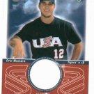 2002 Upper Deck Sweet Spot Eric Munson USA Jersey Rookie Detroit Tigers