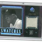 2003 SP Historic Swatches Sparky Anderson Jersey Card Detroit Tigers 1984