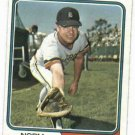 1974  Topps Norm Cash Detroit Tigers