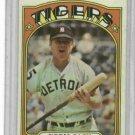 1972 Topps Norm Cash #150 Detroit Tigers