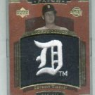 2004 Sweet Spot Classics Patch Mickey Lolich Detroit Tigers /300