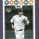 2008 Topps Update Matt Joyce Detroit Tigers ROOKIE