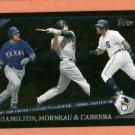 2009 Topps Walmart Black LL Miguel Cabrera Detroit Tigers RARE