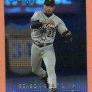 2004 Donruss Season Stat Line Omar Infante #D 62/69 Detroit Tigers