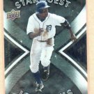 2008 Upper Deck Starquest Curtis Granderson Detroit Tigers