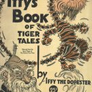 1935 Iffy's Book Of Tiger Tales Detroit Tigers