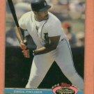 1991 Stadium Club Charter Member Cecil Fielder Detroit Tigers