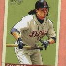 2009 Goudey Magglio Ordonez Detroit Tigers